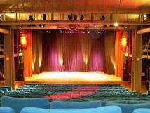 Le théâtre / cinéma municipal