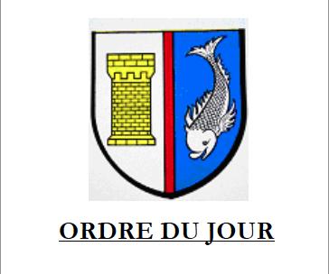 Réunion du conseil municipal du 25 novembre 2016