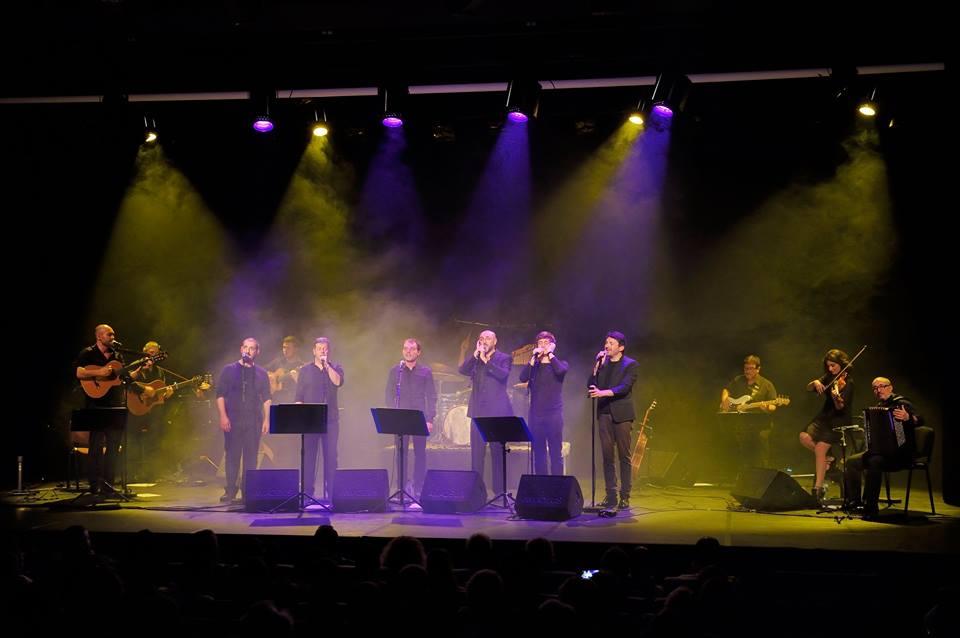 Concert du groupe VOCE VENTU