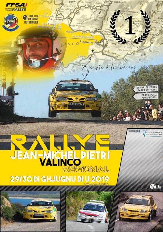 Rallye Jean-Michel PIETRI - Sartenais Valinco