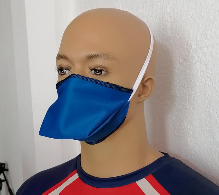 """Image non contractuelle - Masque barrière """"bec de canard"""""""