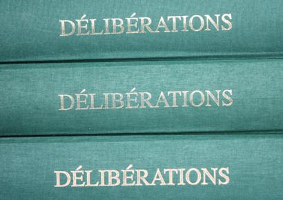 Résumé & délibérations du Conseil municipal du 27 avril 2020
