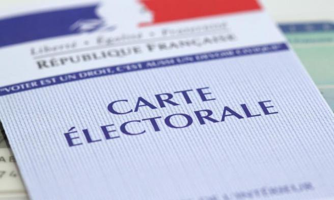 Inscription sur les listes électorales - 2021