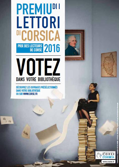 Prix des lecteurs de Corse 2016