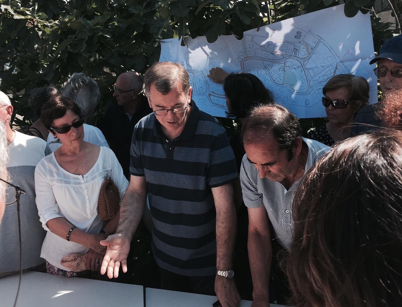 Projet de Réfection des voiries et des espaces communs des quartiers Leonetti et Mancinu