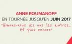 Spectacle comique: Anne ROUMANOFF