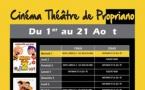 Cinéma > à l'affiche en Août