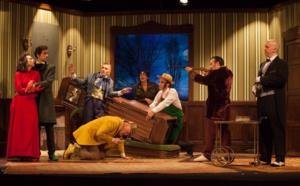 Théâtre : Les Faux British