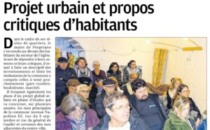 Réunion de quartier du 09/02 - Article Corse Matin 17/02/2019