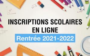 Inscription scolaire 2021-2022
