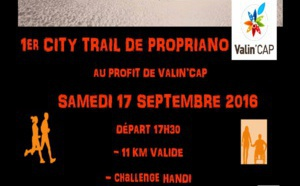 City Trail mixte de Propriano