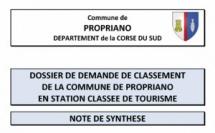Demande de classement en Station de tourisme