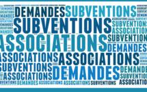 Dossiers de demande de subventions aux associations