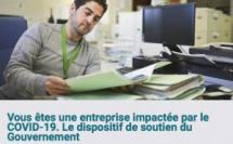 Covid-19 : les mesures de soutien aux entreprises