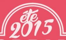 Animations estivales 2015
