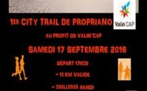 City Trail mixte de Propriano